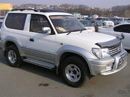 2000 Toyota Land cruiser prado (j9) – pictures, information and ...