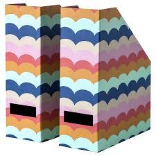 <b>TJENA ТЬЕНА</b> Подставка для журналов, разноцветный - <b>IKEA</b>