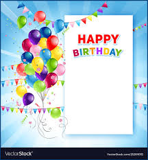 Happy Birthday Card Printable Template 029 Special Birthday Card Template With Photo Ideas