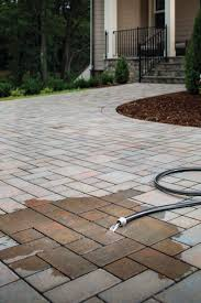 Stone Paver Designs For Walkways Driveway Pavers Best Paving Stones Patterns Designs For