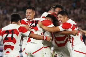 Japan climb to <b>new high</b> in rankings - Rugby World Cup <b>2019</b> ...