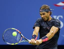 Rafael Nadal during the match against Fabio Fognini at US Open 2015 (15) –  Rafael Nadal Fans