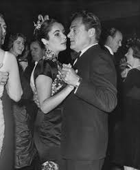 mike todd elizabeth taylor. Wonderful Elizabeth Elizabeth Taylor Dancing With Her Husband Producer Mike Todd At The  International Model Ball With R