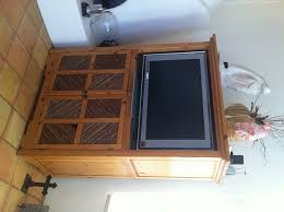 flat screen tv cabinet. Mission Flat Screen TV Stand Tv Cabinet M