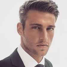 hairstyles for men with thin hair cly cut