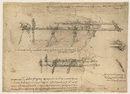 leonardo da vinci between art and science themes and essays  leonardo s mobile bridges