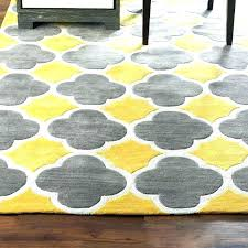 mustard yellow area rugs grey and rug cloverleaf with gray teal black home ideas white