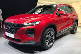 Check out the latest promos from official hyundai dealers in the philippines. New Hyundai Santa Fe 2018 Showcased At Geneva Motor Show 2018 India Com