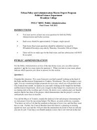 final exam questions pols s public administration public final exam questions pols 7400s public administration public administration negotiation
