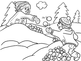 Looking for a no prep winter activity for kids? Free Printable Winter Coloring Pages For Kids Crafty Morning