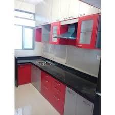 home kitchen furniture. Wooden Modular Kitchen Furniture At Rs 50000 /set | Rasoighar Ke Liye Lakdi  Ka Furniture, लकड़ी का किचन फर्नीचर - Novelty Home Kitchen Furniture