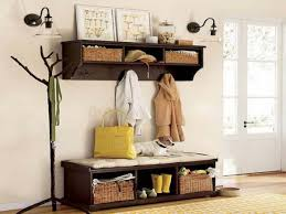 Bench With Storage And Coat Rack Fancy Entryway Furniture Bench Storage Aside Hall Tree Standing Coat 92