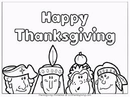 Holiday : Children's Thanksgiving Coloring Pages Free November ...