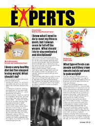 December's issue 2015 by The Fitness and Lifestyle Magazine - issuu