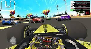 formula car racing simulator free