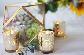 Wedding Tea Light Holders In Bulk Just Artifacts Bulk Mercury Glass Votive Candle Holder 2 75h