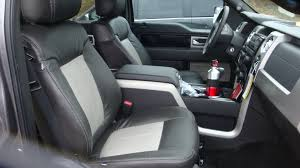 ford f 150 katzkin 2 tone leather kit