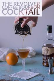 Not only coffee wholesale, caffè pepe means green tea and lemon tea, barley, ginseng, guarana, aromatic herbal tea and chamomile. The Revolver A Coffee Kissed Bourbon Cocktail Blossom To Stem