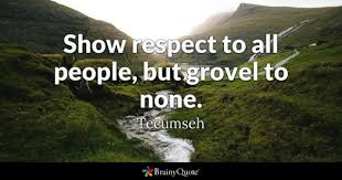 Tecumseh Quotes Fascinating Tecumseh Quotes BrainyQuote