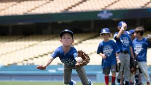 Youth Camp Series Los Angeles Dodgers