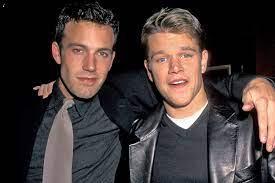 Ben Affleck liked acting as a kid because it made Matt Damon jealous