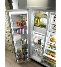 kitchenaid 48 refrigerator a additional cu ft inch width built in side by kitchenaid 48