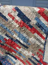 Friday Finish: Layer Cake Strip Quilt - Jo's Country Junction & All in all, we are very happy with the quilt. We think we'll be taking it  and donating it for a lap quilt for a nursing home resident. If you make  one, ... Adamdwight.com