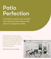 Havenly Designer Pay Havenly 4 Patio Designs We