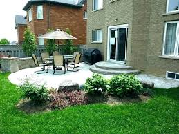 patio designs for small spaces landscaping ideas image of pat