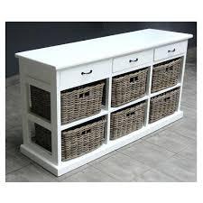 storage furniture with baskets ikea. Storage Furniture With Baskets Wooden Shelves Wood Wicker 3 Drawers 6 Unit Ikea