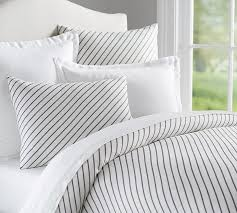 grey and white striped duvet cover uk sweetgalas throughout grey striped duvet cover decorating