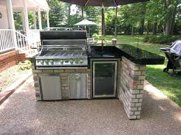 outdoor kitchen kits grilling modular kitchens island prefab frames gas grills home depot grill inserts calore2g
