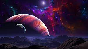 Colorful Planet Wallpapers - Top Free ...