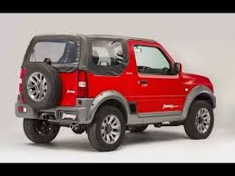 2018 suzuki 4x4. contemporary suzuki 2018 maruti suzuki jimny 4x4 new expected launch details with suzuki
