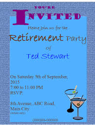 Publisher Flyers Free Publisher Retirement Party Invitation Flyer Template Ms