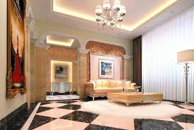 3D living room designer