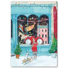 Christmas Card Picture Toy Shop Christmas Card Pack I Just Love It