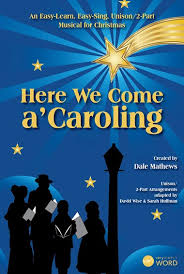 Choosing easy to sing songs to enhance your singing ability through constant practice will make a great impact on your development. Here We Come A Caroling
