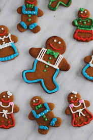 Gingerbread Cookie Designs Holiday Gingerbread Man Decorating Party Parsnips And Pastries