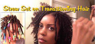 Transition Hair Style 12 straw set on transitioning hair youtube 3673 by stevesalt.us