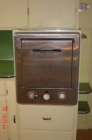 built in ovens vintage thermador built