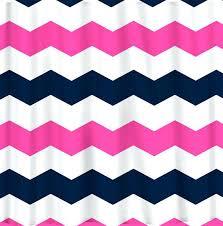 shower curtains pink chevron shower curtain pink and gray shower curtain white and gray chevron