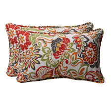 Amazon Pillow Perfect Decorative Multicolored Modern Floral