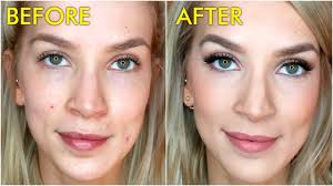 how to cover acne blemishes with makeup