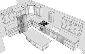 Sketchup Kitchen Design Best SketchUp Help 48 FAQs Popular Woodworking Magazine