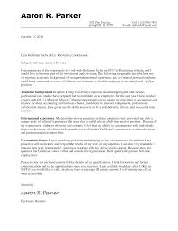Cover Letter Goldman Sachs Sample Guamreview Com Summer Analyst
