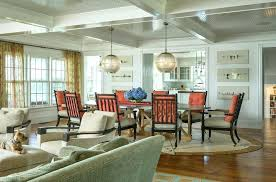 how to decorate with a round rug how to decorate rug under dining oval rugs for