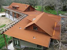 how to paint a rusty metal roof for metal roof metal roofing panels