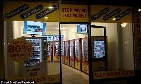 Vending Machine Store Gorgeous Vitamin Warehouse Sell Essentials In VENDING Machines 4848 Daily