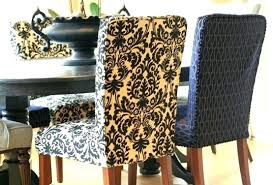 chairs a custom fabric seat covers for dining room dining various
